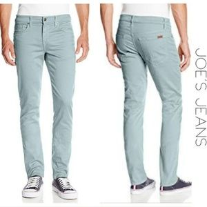 JOE'S JEANS Slim Fit Jeans Chambray Colored Denim